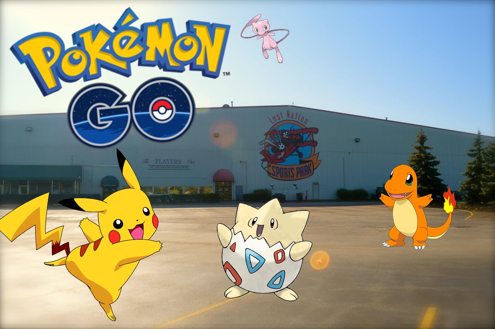 Pokémon Lure Party